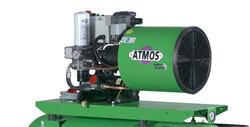 Šroubový kompresor Atmos ALBERT E.110