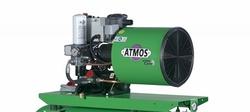 Šroubový kompresor Atmos ALBERT E.50-10